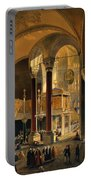 Haghia Sophia, Plate 8 The Imperial Portable Battery Charger