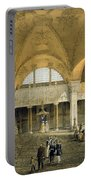 Haghia Sophia, Plate 9 The New Imperial Portable Battery Charger by Gaspard Fossati