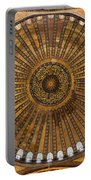 Hagia Sofia Ceiling Portable Battery Charger