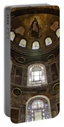 Hagia Sofia Interior 06 Portable Battery Charger
