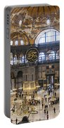 Hagia Sofia Interior 42 Portable Battery Charger