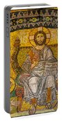 Hagia Sofia Mosaic 04 Portable Battery Charger
