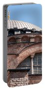Hagia Sophia Curves 01 Portable Battery Charger