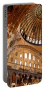 Hagia Sophia Dome 03 Portable Battery Charger