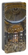 Hagia Sophia Museum In Istanbul Turkey Portable Battery Charger