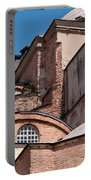 Hagia Sophia Walls 01 Portable Battery Charger