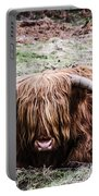 Hairy Cow Portable Battery Charger