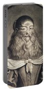 Hairy Maid, 17th Century Portable Battery Charger