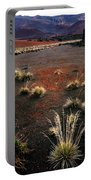 Haleakala - Red And Black Portable Battery Charger