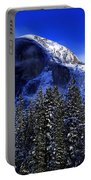 Half Dome Clearing Portable Battery Charger