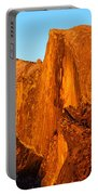 Half Dome Glow Portable Battery Charger