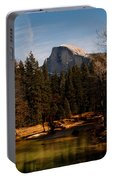 Half Dome Spring Portable Battery Charger