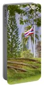 Half Mast Portable Battery Charger