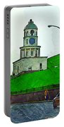 Halifax Historic Town Clock Portable Battery Charger