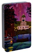 Halifax Night Patrol And Town Clock Portable Battery Charger