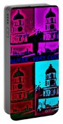 Halifax Very Cool Pop Art Portable Battery Charger
