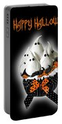 Halloween Ghost Cupcake 3 Portable Battery Charger