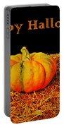 Halloween Pumpkins Portable Battery Charger