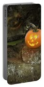 Halloween Jack O Lanterns Portable Battery Charger
