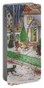 Halloween Memories Portable Battery Charger