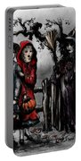 Halloween Night Portable Battery Charger
