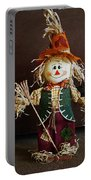 Halloween Scarecrow Portable Battery Charger