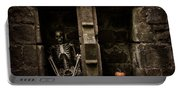 Halloween Skeleton Portable Battery Charger