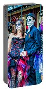 Halloween Team Portable Battery Charger