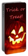 Halloween Trick Or Treat Portable Battery Charger