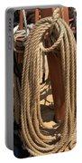 Halyard Portable Battery Charger