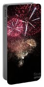 10715 Hamburg Winter Dom Fireworks Portable Battery Charger