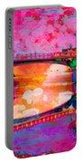 Hamilton Ohio City Art 5 Portable Battery Charger
