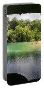 Hamilton Pool Cave Portable Battery Charger