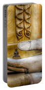 Hand Of Buddha Portable Battery Charger