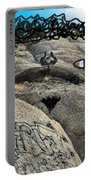 Handsome Jabba The Hut Rock  Portable Battery Charger