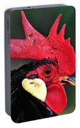 Handsome Rooster Portable Battery Charger