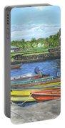 Hanga Roa Harbour Portable Battery Charger