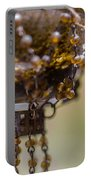 Hanging Beaded Votive Abstract 2 Portable Battery Charger