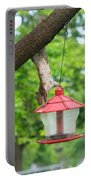 Hanging Squirrel Portable Battery Charger