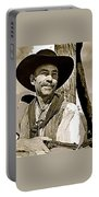 Hank Worden Publicity Photo Red River 1948-2008 Portable Battery Charger