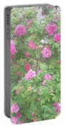 Hansa Roses Portable Battery Charger