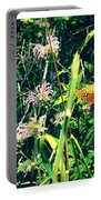 Happiness Is A Butterfly Portable Battery Charger