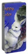 Happy Easter Card 3 Portable Battery Charger