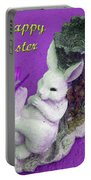 Happy Easter Card 4 Portable Battery Charger