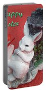 Happy Easter Card 5 Portable Battery Charger