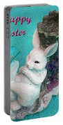 Happy Easter Card 6 Portable Battery Charger