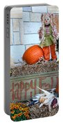 Happy Fall Portable Battery Charger