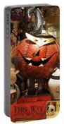 Halloween This Way Portable Battery Charger