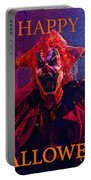 Happy Halloween Jack Portable Battery Charger