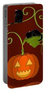 Happy Halloween Portable Battery Charger